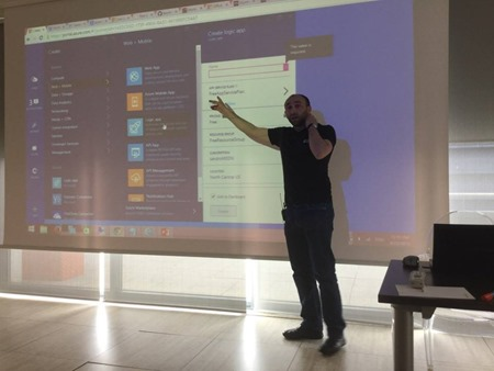 sandro pereira global azure bootcamp lisbon 2015 Logic Apps