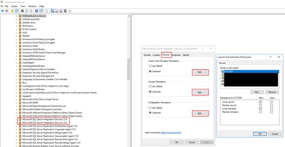 01-BizTalk-Server-SSIS-Access-is-denied