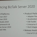 BizTalk Server 2020 Announcement with Hybrid Integration updates