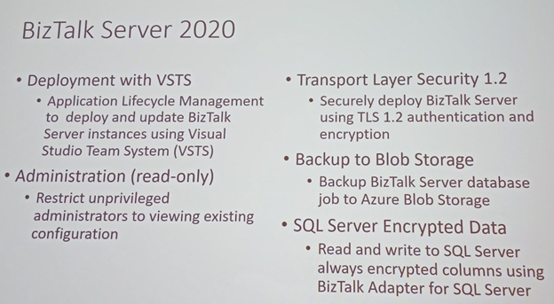 BizTalk Server 2020 Deployment