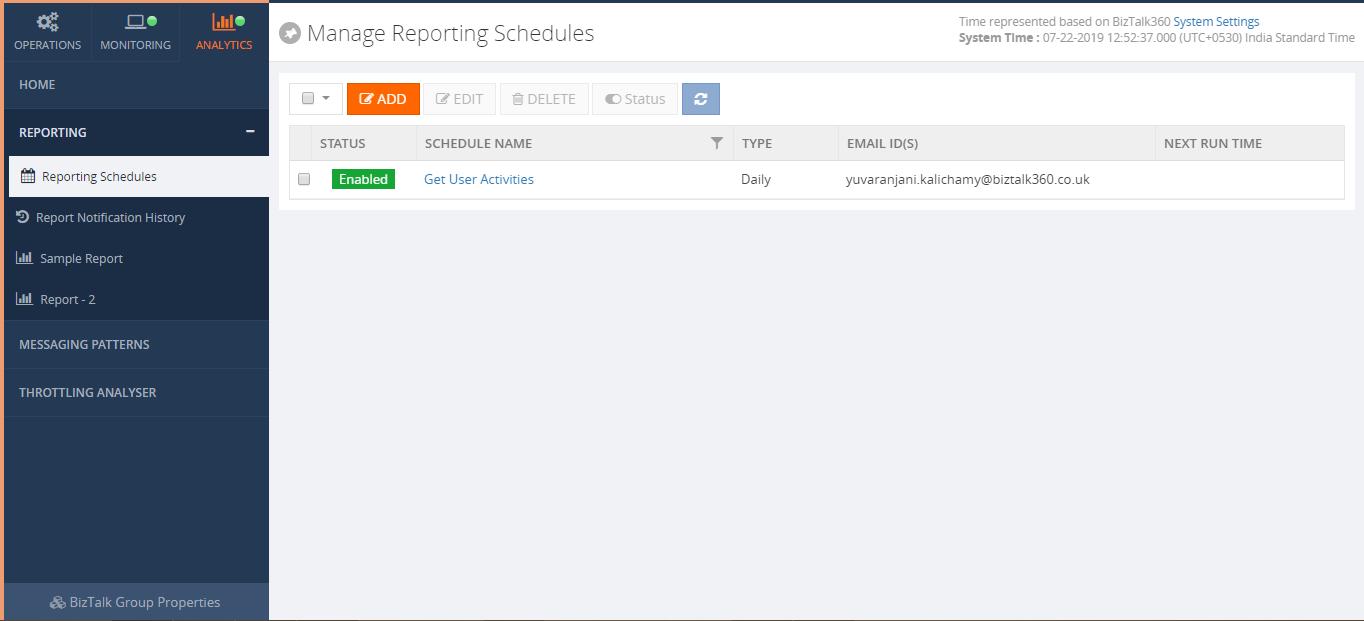 report-schedule