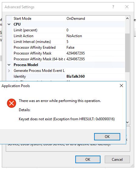 configuration-failure