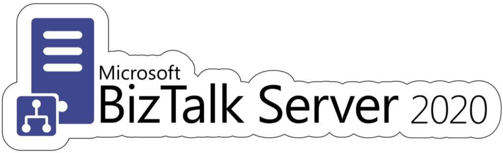 BizTalk Server 2020 sticker