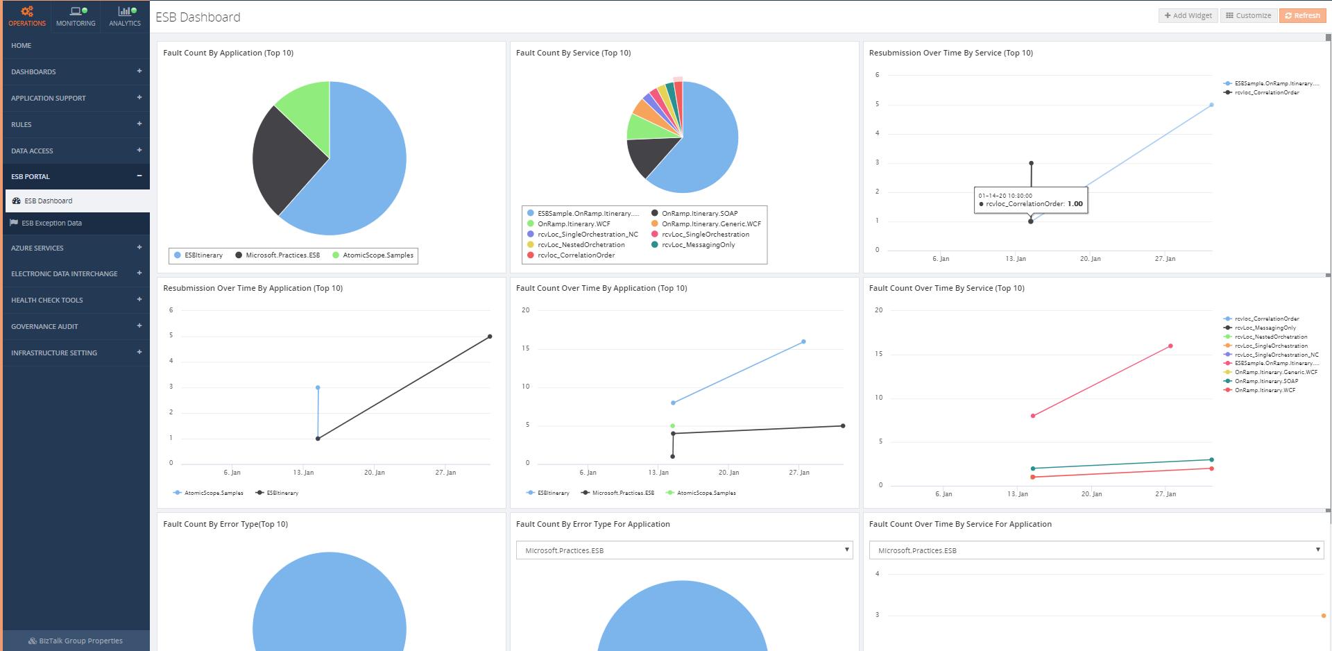 Exception-Management-Portal