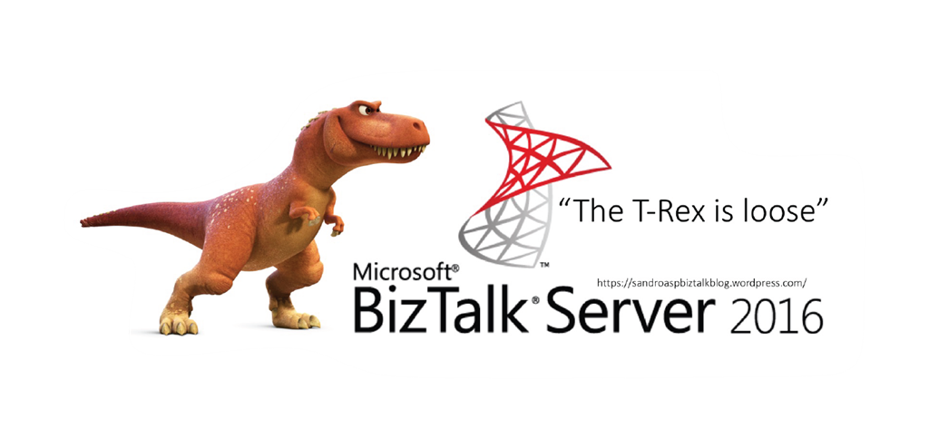 BizTalk Server 2016 sticker