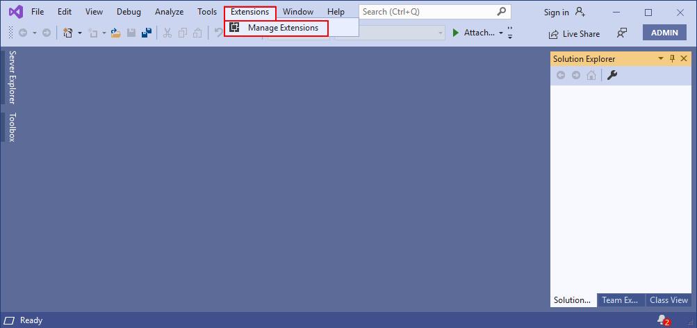 BizTalk Server 2020: Visual Studio 2019 Extensions