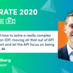 Integrate 2020 Remote Session Spoiler – Improve your API's with RBAC security