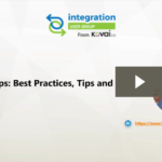 Logic Apps: Best practices, Tips, and Tricks video and slides are available at Integration Monday