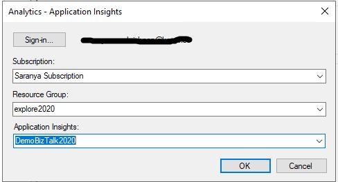 Analytics-Application Insights