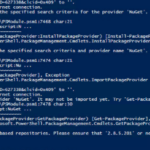 A fish out of water: PowerShell – The term 'Invoke-Sqlcmd' is not recognized as the name of a cmdlet, function, script file, or operable program.