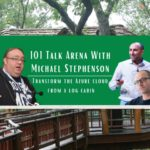 101 Talk Arena with Michael Stephenson: Transform The Azure Cloud from a Log Cabin