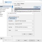 BizTalk Server Logic App Adapter Configurations strange behaviors – #1 No user is logged in